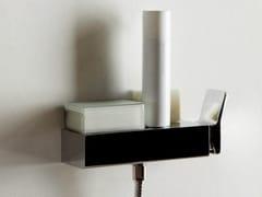 - Chrome-plated 1 hole shower mixer SOFT | 1 hole shower mixer - ZUCCHETTI