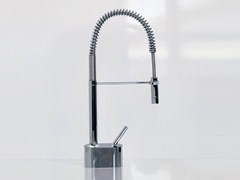 - Kitchen mixer tap with pull out spray PAN | Professional kitchen mixer tap - ZUCCHETTI