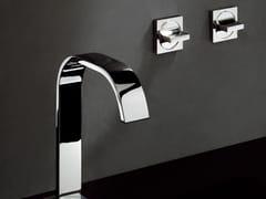 - Wall-mounted chrome-plated washbasin tap AGUABLU | Washbasin tap - ZUCCHETTI