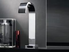 - Chrome-plated electronic washbasin tap AGUABLU | Electronic washbasin tap - ZUCCHETTI