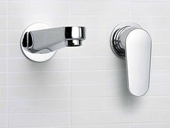 - Wall-mounted washbasin mixer SUN | Wall-mounted washbasin mixer - ZUCCHETTI