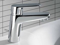- Chrome-plated 1 hole washbasin mixer SUN | Washbasin mixer - ZUCCHETTI