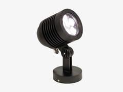Proiettore da esterno a LED orientabile NESS - DETAS - Divisione DLEDS