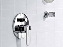 - Bathtub tap / shower tap SUN | 1 hole shower mixer - ZUCCHETTI