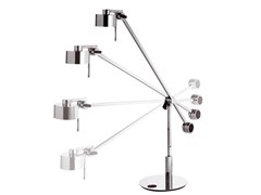 - Adjustable chrome plated desk lamp AX20 | Desk lamp - AXO LIGHT
