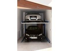 Sistema di parcheggio automaticoSPACER 25/2 - O.ME.R.