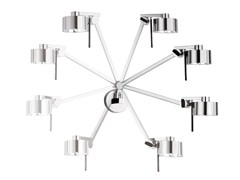 - Halogen wall lamp with swing arm AX20 | Wall lamp - AXO LIGHT