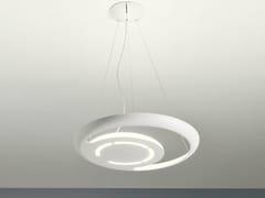 - Fluorescent aluminium pendant lamp LEIJA   Pendant lamp - AXO LIGHT