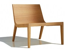 - Wooden easy chair RDL | Easy chair - Andreu World