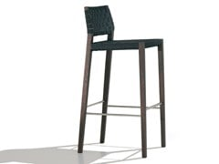 - Wooden counter stool VALERIA | Restaurant chair - Andreu World