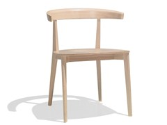 - Wooden chair CAROLA | Wooden chair - Andreu World
