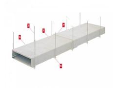 Sistema per la protezione degli attraversamentiTecbor DB/HO/20+20 - LINK INDUSTRIES