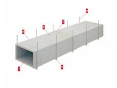 Condotte di ventilazioneTecbor DA/HO/40+10 - LINK INDUSTRIES