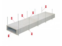 Condotte di ventilazioneTecbor DB/HO/40+10 - LINK INDUSTRIES