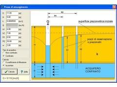 Suite per la progettazione geotecnicaAZTEC UTILITY - AZTEC INFORMATICA