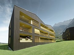 35 Laminados metálicos contínuos para fachadas