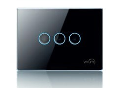 VITRUM Dimmer Wireless 3 canale VITRUM III EU Dimmer Wireless - VITRUM by Think Simple