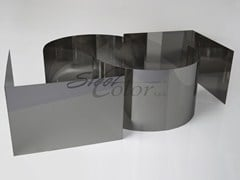 Chapa metálica Polished steel sheet - STEEL COLOR