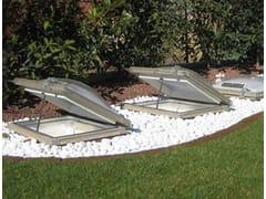 Apertura lucernari ad alimentazione fotovoltaicaECOGY® - CAODURO
