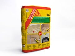 - Cement seal SIKA® CERAM MEDIUMGROUT - SIKA ITALIA