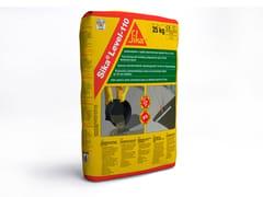 - Self-levelling mortar SIKA® LEVEL 110 - SIKA ITALIA