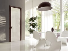 - Hinged glass door REFLEX   Hinged door - Ghizzi & Benatti