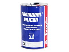 - Surface water-repellent product PROMURAL SILICON - Torggler Chimica