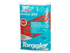 - Grout X-TILE GIUNTO 215 - Torggler Chimica