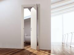 - Wooden pivot sliding door STRATO | Pivot sliding door - Ghizzi & Benatti