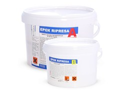 - Structural adhesive EPOX RIPRESA - Torggler Chimica