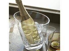Secchiello per ghiaccio in vetro soffiatoINCLINE 12° - ROSET ITALIA