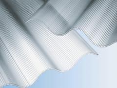 Lastra in policarbonato alveolareAKRALUX Onda - AKRAPLAST  SISTEMI