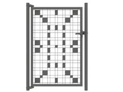 Recinzione modulare in acciaioZENTURO® - BETAFENCE ITALIA