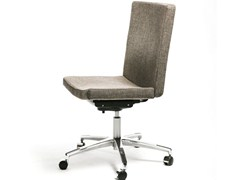 - Chair with 5-spoke base with casters MEETING EXTRA | Chair with 5-spoke base - Inno Interior Oy