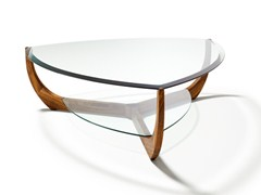 - Low coffee table for living room JUWEL | Coffee table - TEAM 7 Natürlich Wohnen