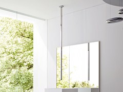 - Ceiling-mounted sink spout LEVA | Sink spout - Rexa Design
