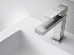 - 1 hole washbasin mixer LEVA | Washbasin mixer - Rexa Design