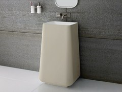 - Freestanding Korakril™ washbasin OPUS | Freestanding washbasin - Rexa Design