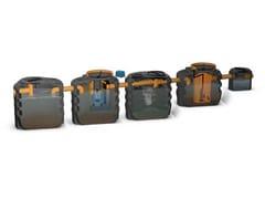 Impianto di depurazione e smaltimento Impianto per autolavaggio - Starplast