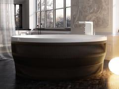 - Round rope bathtub PEARL | Round bathtub - Glass 1989