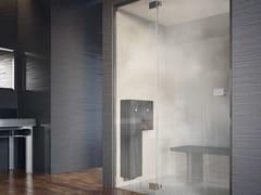 - Crystal shower door NOOR DOOR - Glass 1989