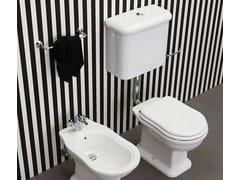 - Ceramic toilet with external cistern EFI | Toilet with external cistern - CERAMICA FLAMINIA