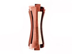 Indirect light copper wall light ETTA | Wall light - Delightfull