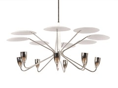 Indirect light pendant lamp PEGGY - Delightfull