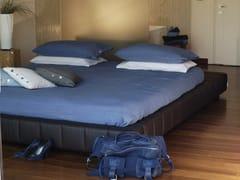 - Solid-color linen bedding set BOTTONI&ASOLE | Bedding set - LA FABBRICA DEL LINO by Bergianti & Pagliani