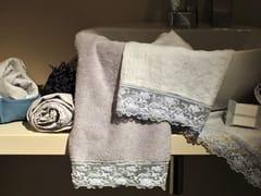 - Linen bath Towel CORALLI | Bath Towel - LA FABBRICA DEL LINO by Bergianti & Pagliani