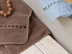 - Linen bath Towel A'JOUR | Bath Towel - LA FABBRICA DEL LINO by Bergianti & Pagliani