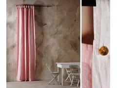 - Linen curtain BOTTONI&ASOLE | Curtain - LA FABBRICA DEL LINO by Bergianti & Pagliani