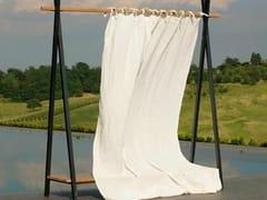 - Linen curtain LACCETTI | Curtain - LA FABBRICA DEL LINO by Bergianti & Pagliani