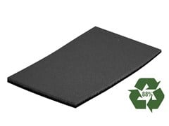 - Sound insulation and sound absorbing panel dBred DUETTO - EDILTECO